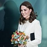 Kate Middleton at Hornsey Road Children's Centre