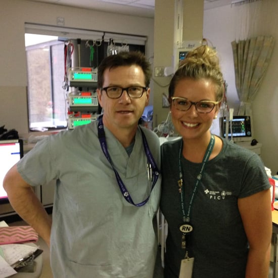 Doctor Spends a Day Working as a Nurse