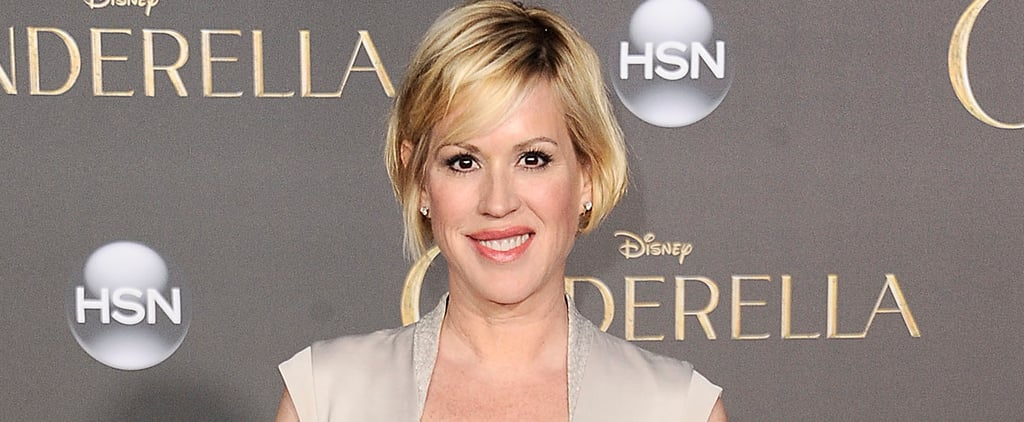 Molly Ringwald Beauty Interview