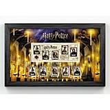 Harry Potter Framed Miniature Sheet