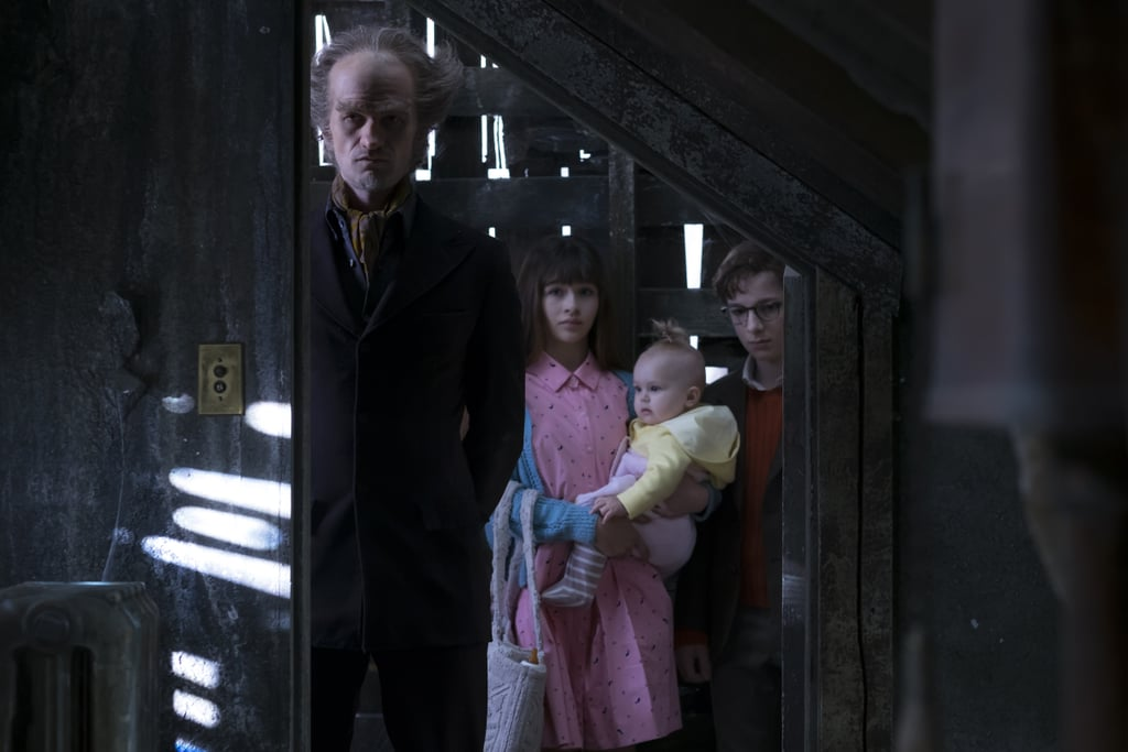 January 13: Lemony Snicket's A Series of Unfortunate Events