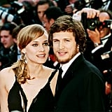 Diane was married to French actor Guillaume Canet
