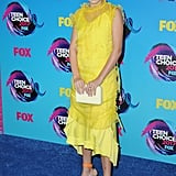 Millie Bobby Brown at the Teen Choice Awards 2017