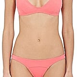 Lisa Marie Fernandez New Button Crepe Bikini