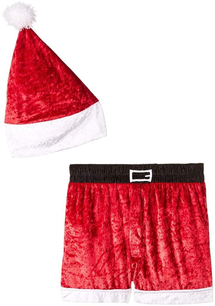 Santa Boxer Set