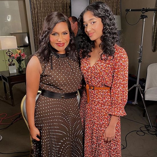 Maitreyi Ramakrishnan and Mindy Kaling's Friendship Moments