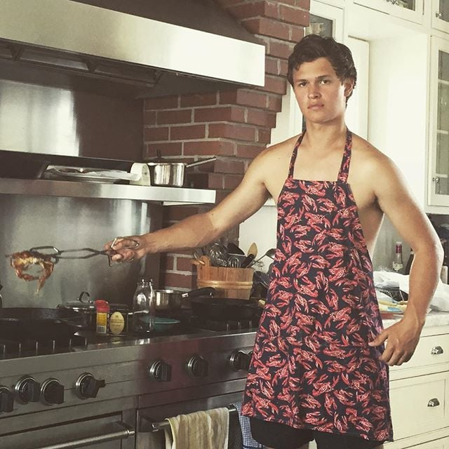 When He Was the REAL Master Chef
