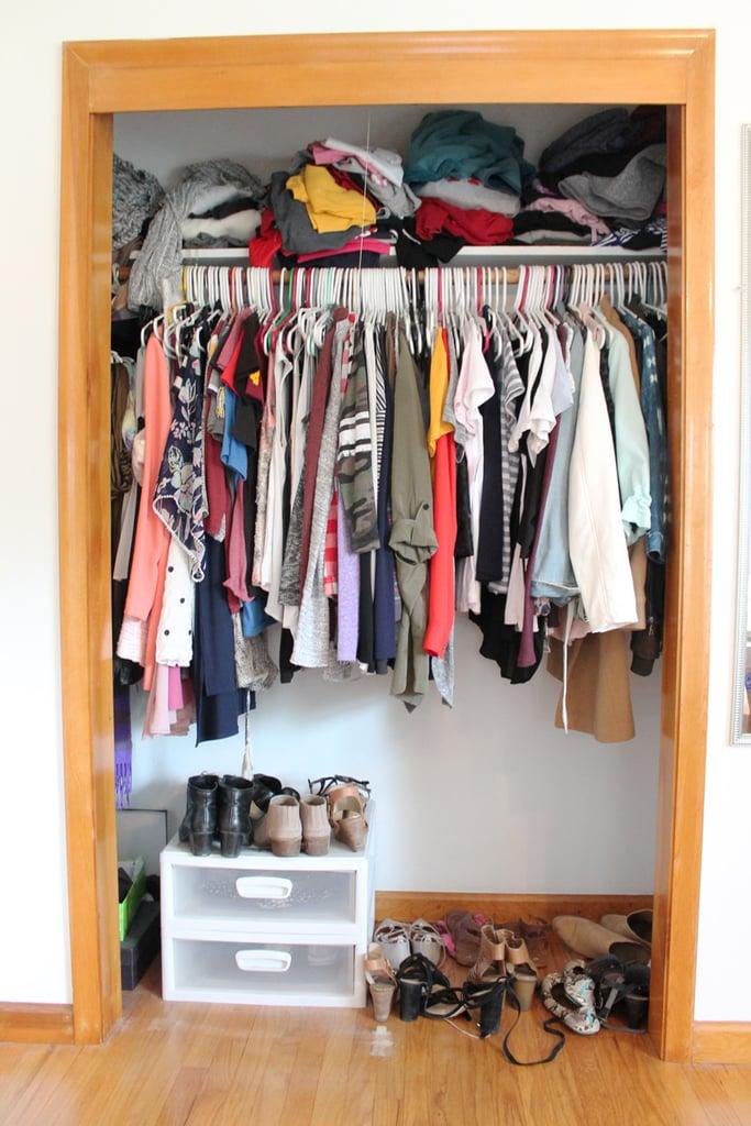 2. Identify Your Closet Needs