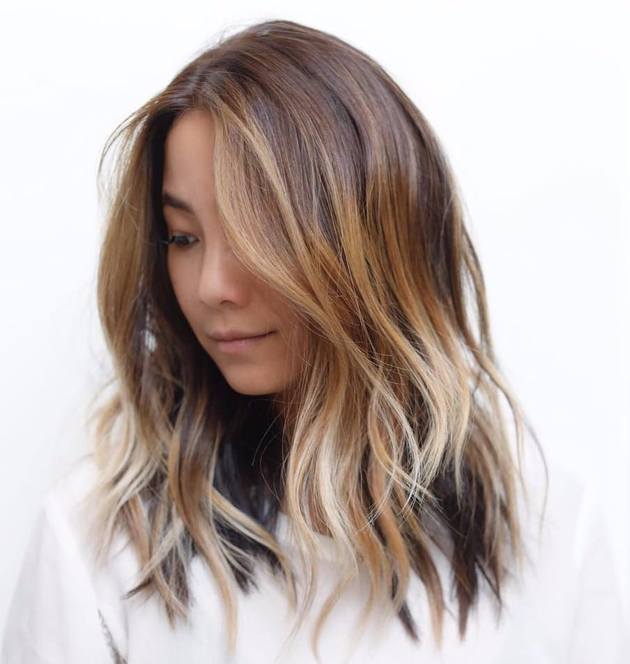 Sick of Your Same Old Highlights? Try This Technique For Fall