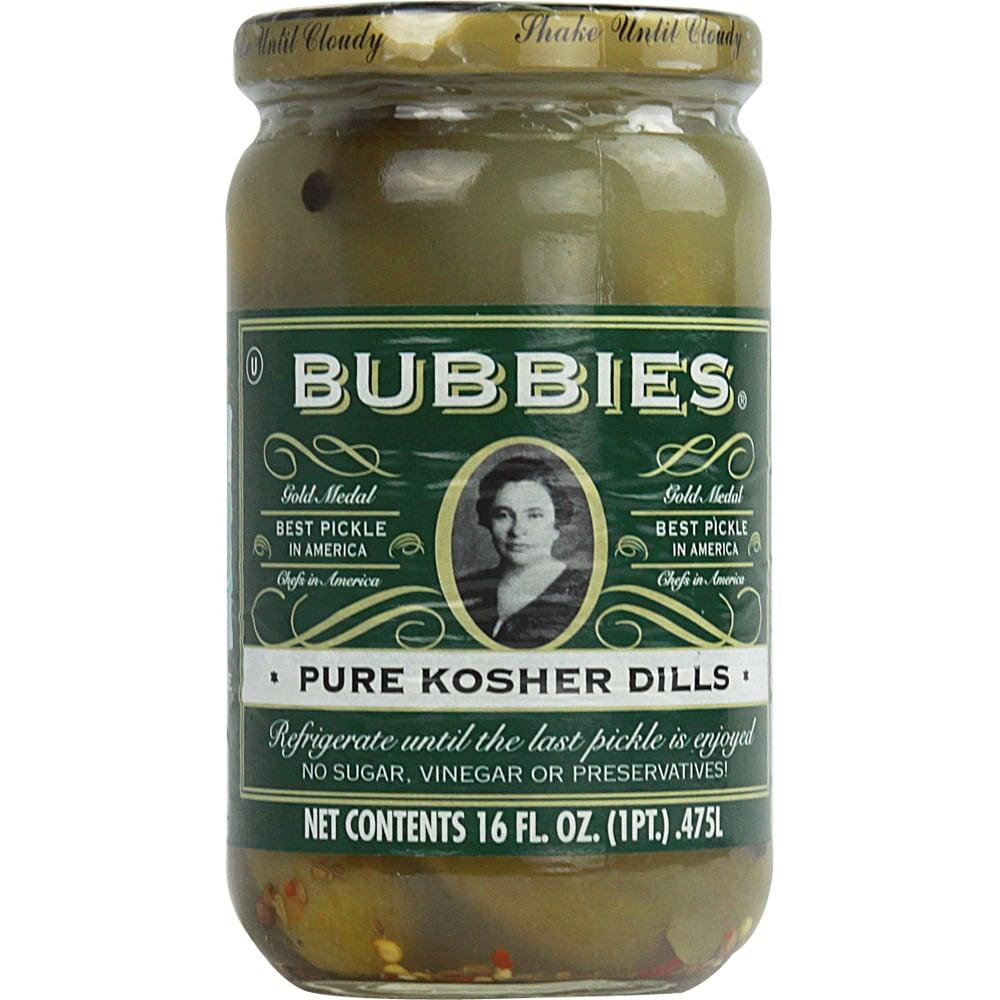 Sour Pickles