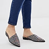 ASOS Design Major Pointed Mules