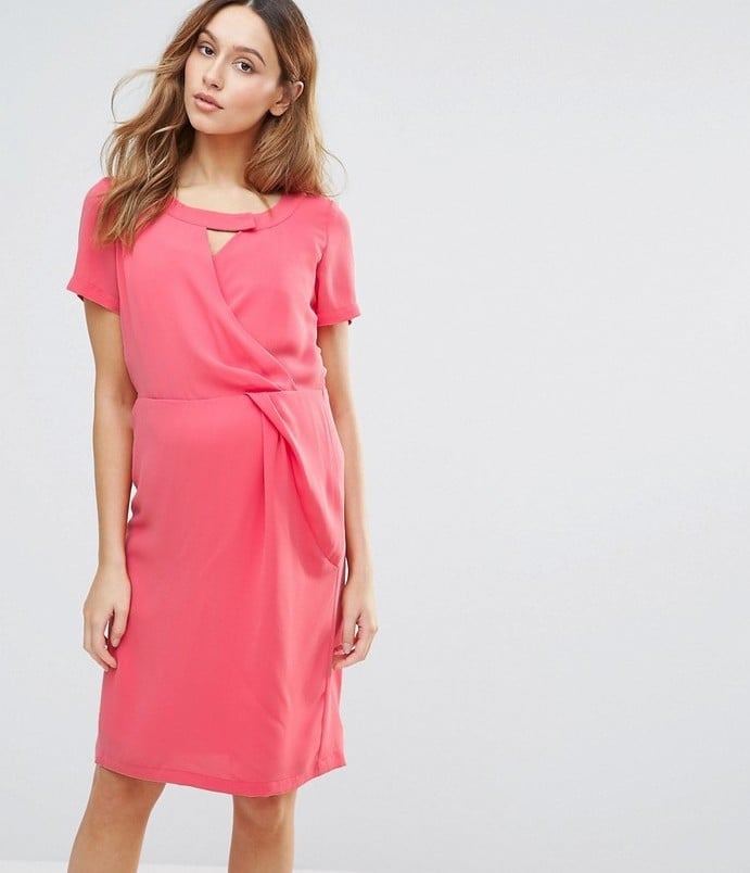 Mama.licious Maternity Nursing Dress With Cutout Neckline | Summer ...