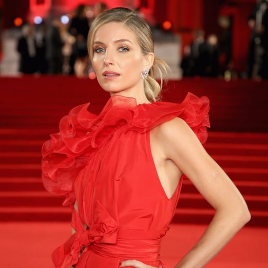 Annabelle Wallis at the Fashion Awards 2017