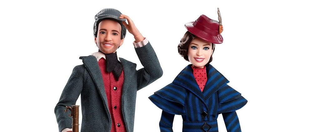 Mary Poppins Returns Barbie Dolls