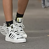 Adidas sneakers that could elevate an entire ensemble from down below.