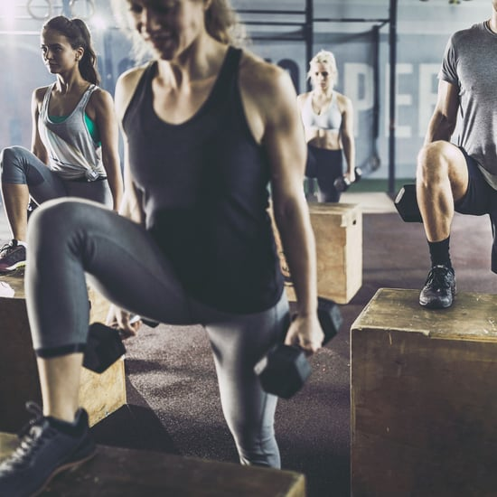 What Are Dumbbell Box Step-Ups?