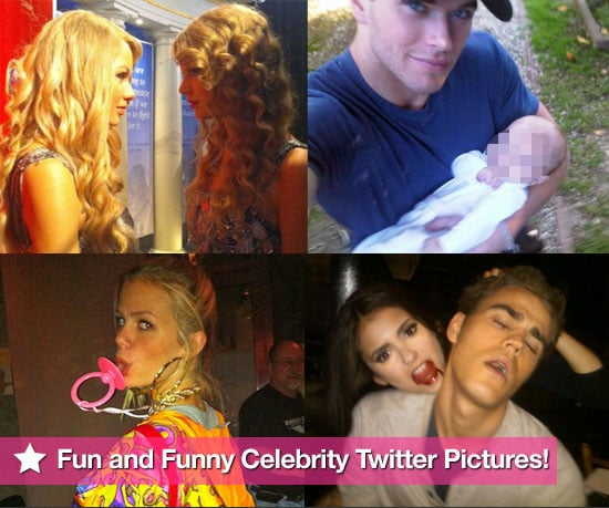 Fun and Funny Celebrity Twitter Pictures 2010-11-05 07:00:00