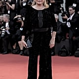 Catherine Deneuve at the Venice Film Festival 2019