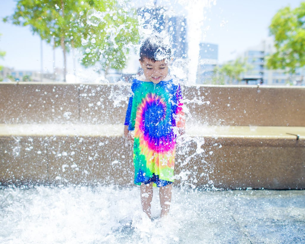 Outdoor Summer Activities For Toddlers Popsugar Family