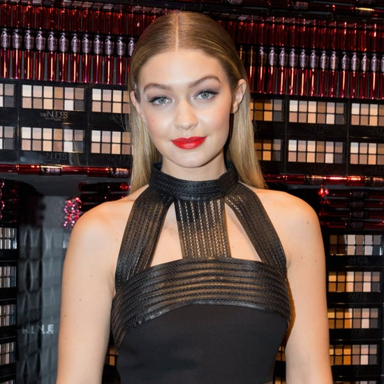 Gigi Hadid at the Maybelline Power of Colour Runway Berlin