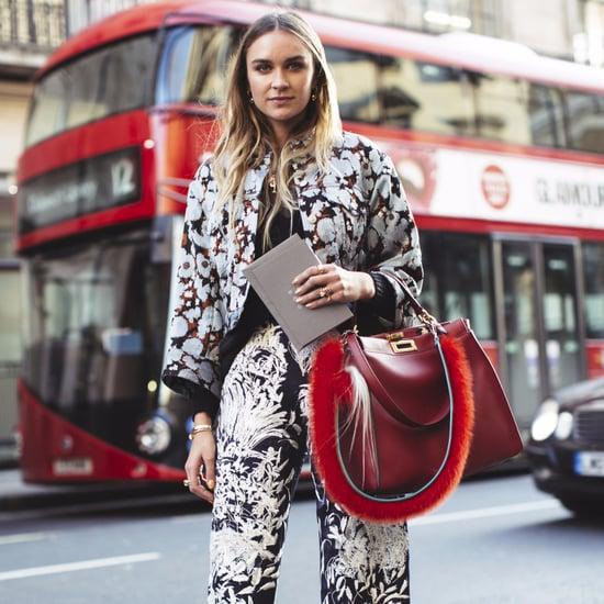Street Style London Fashion Week Autumn 2017