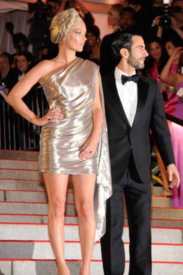 """""""The Model As Muse: Embodying Fashion"""" Costume Institute Gala"""