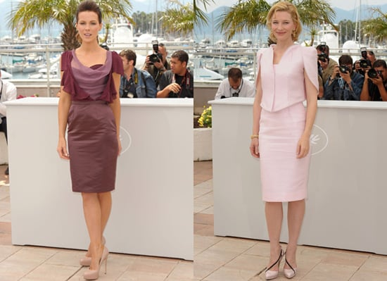 Photos of Cate Blanchett and Kate Beckinsale at Cannes Film Festival
