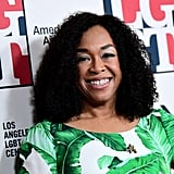 Shonda Rhimes: creator, writer, and executive producer