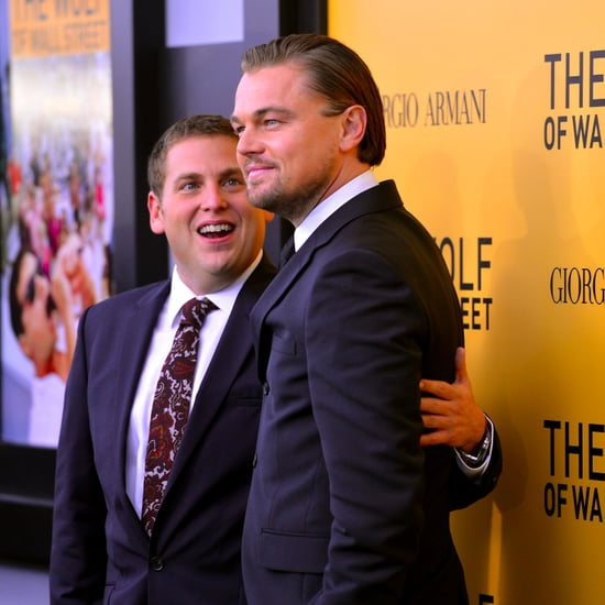 Leonardo DiCaprio and Jonah Hill Pictures