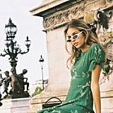 Faithfull the Brand Emilia Floral Midi Dress