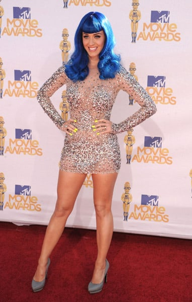 Photos of Katy Perry in Outrageous Ensembles 2010-07-29 23:40:00