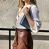 Ways to Wear Leather: Pants
