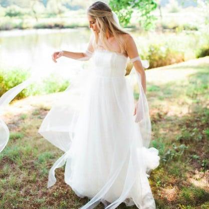 Valerie Macaulay's Wedding Dress