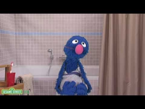 Grover From Sesame Street Spoofs Isaiah Mustafa Old Spice Ads!