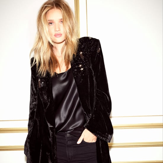 How to Dress Like Rosie Huntington-Whiteley