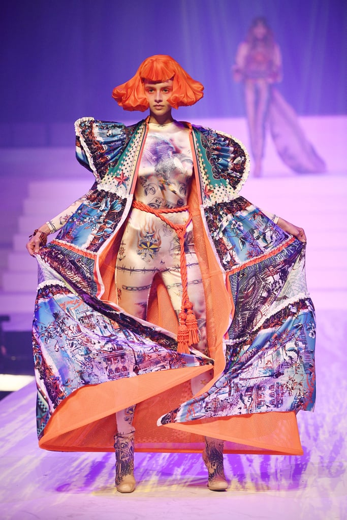 See More Highlights From the Jean Paul Gaultier Runway