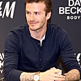 David Beckham Brings His Boxer Briefs to Berlin