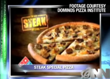 Domino's Scientists Test Limits of What Humans Will Eat