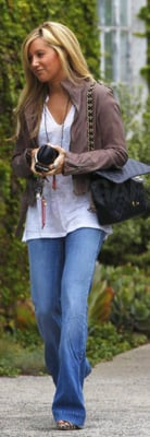 Celeb Style: Ashley Tisdale