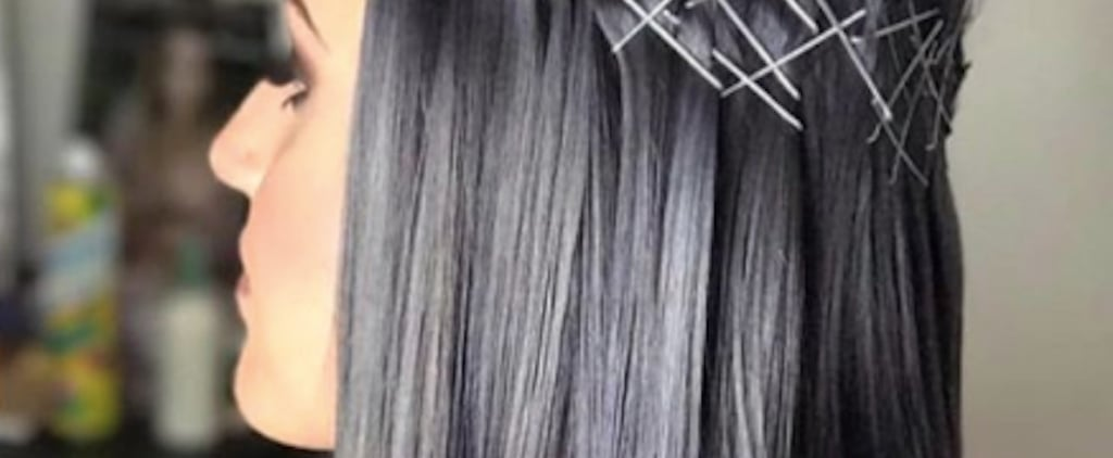 Unicorn Hair Not Your Style? Try Moody Charcoal Instead