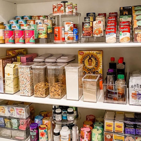 Read Our Observations About Celebrity Pantries and Kitchens