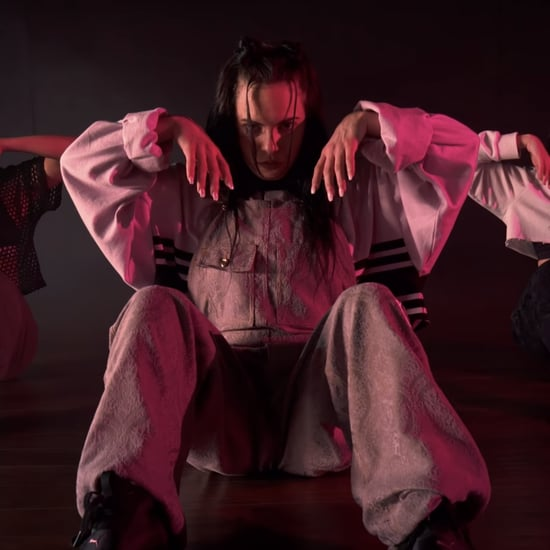 "Billie Eilish ""You Should See Me in a Crown"" Dance Video"