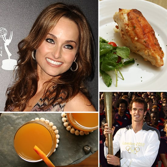 Giada De Laurentiis's Menu For the 2012 Olympics Opening Ceremony