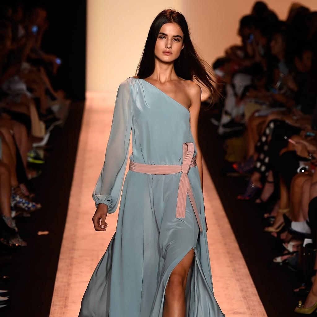 BCBG Max Azria Spring 2015 Show New York Fashion Week POPSUGAR