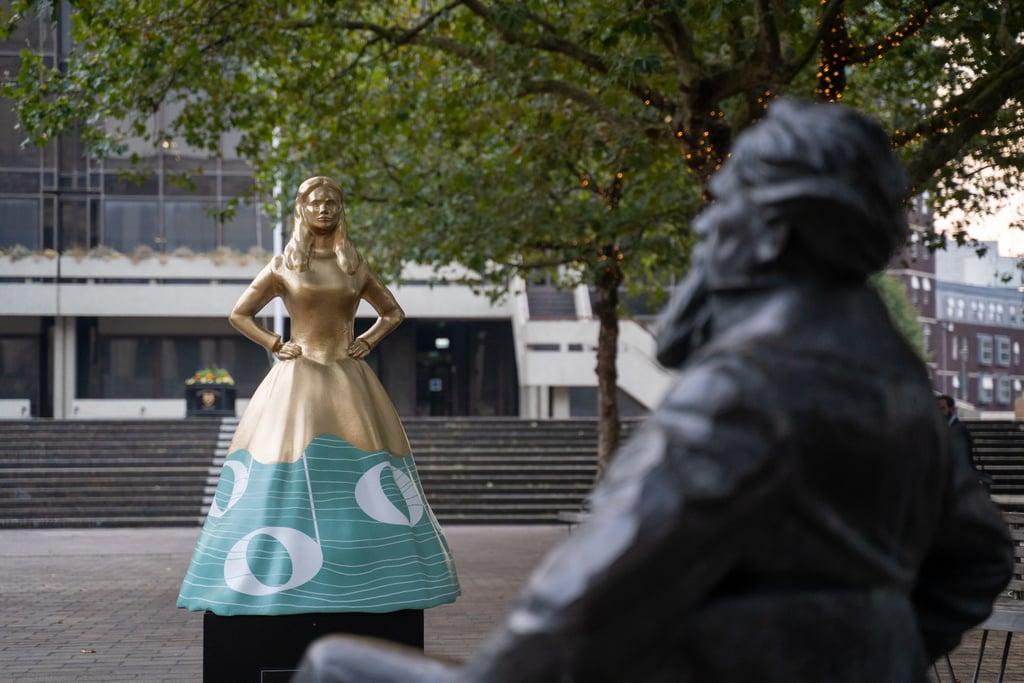 Female Statues Erected Around UK to Celebrate Enola Holmes