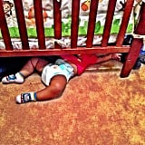 Under the Crib