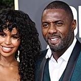Idris Elba at 2019 Golden Globes