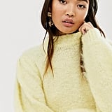 ASOS Design Fluffy Sweater