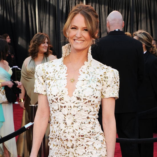 Pictures of Melissa Leo at the #Oscars Red Carpet 2011