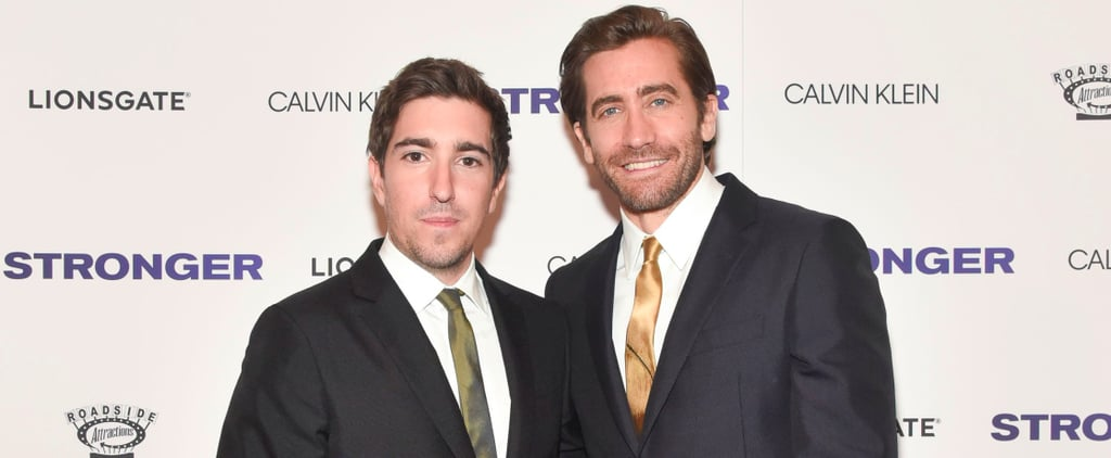 Jake Gyllenhaal and Boston Bombing Survivor Jeff Bauman Look Strong and Sexy on the Red Carpet